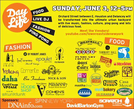 DayLife :: Orchard St :: June 3