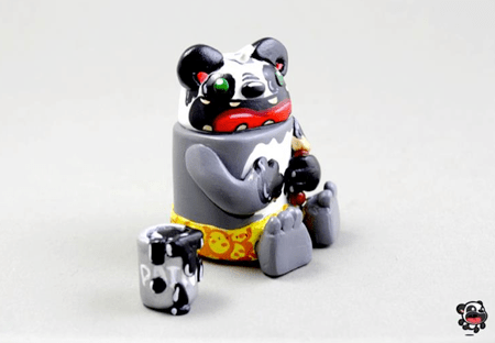 Podgy Panda Customs for Giant Robot
