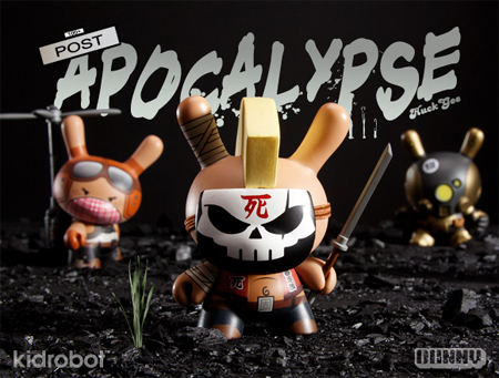 Post Apocalypse Dunny Series unleashes 2/28
