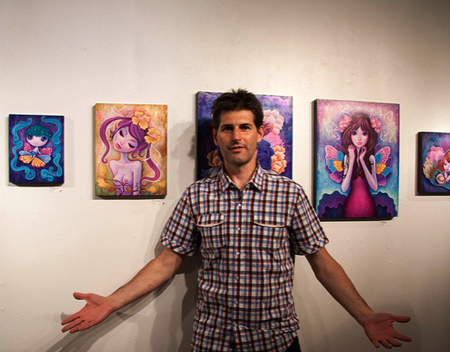 Ideal World by Jeremiah Ketner :: Opening Reception Recap
