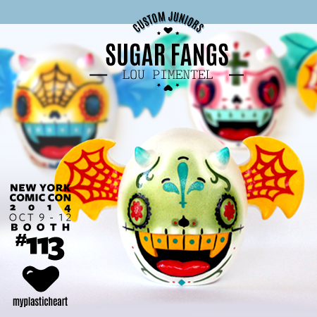 NYCC 2014 Exclusive – Sugar Fangs by Lou Pimentel