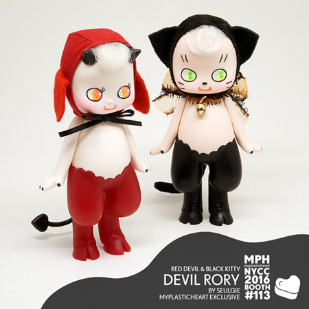NYCC 2016 – Devil Rory by Seulgie