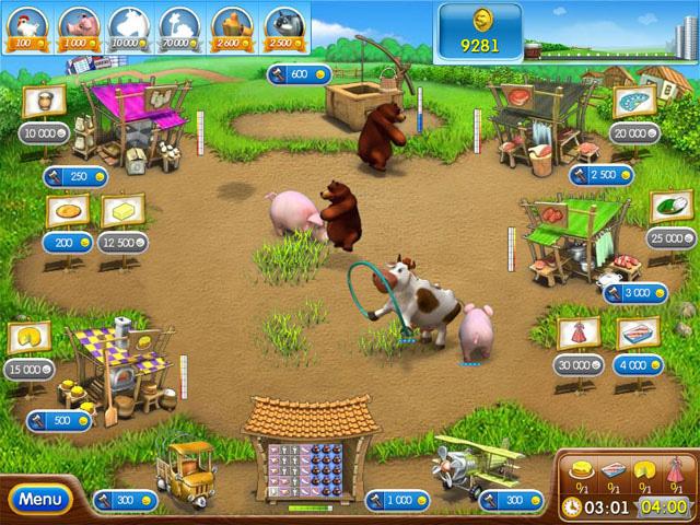 farm frenzy games | Games World