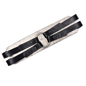 RING BELT Black