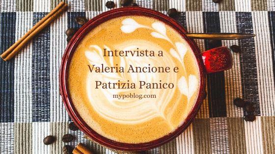 Intervista a Valeria Ancione e Patrizia Panico, Valeria Ancione, Volevo essere Maradona, Patrizia Panico,
