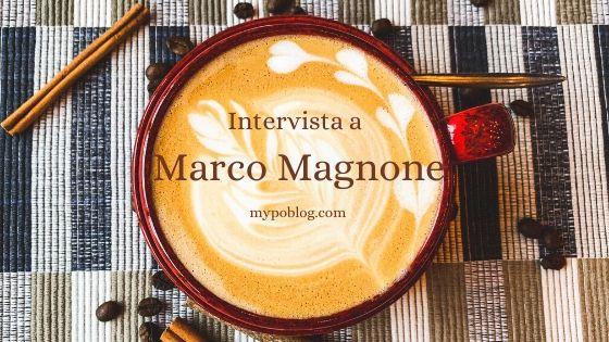 Intervista a Marco Magnone
