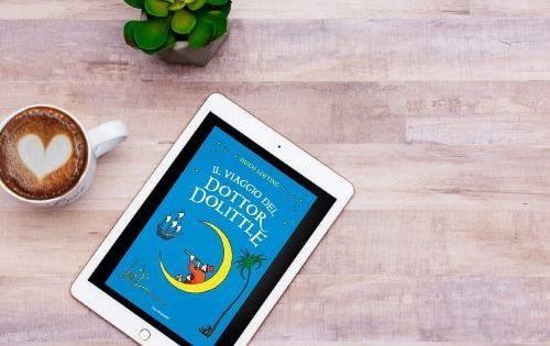 Hugh lofting, Il viaggio del dottor dolittle di Hugh Lofting, Mondadori, Mondadori Ragazzi, Il Dottor Dolittle, Romanzo per ragazzi, my po blog,