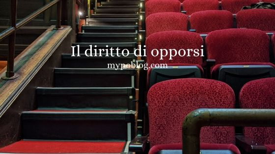 Il diritto di opporsi, Michael J Jordan, Film, Fazi Editore, Film,