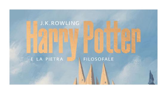 Michele De Lucchi per Harry Potter, Harry Potter, Salani, Vent'anni di Harry Potter, J.K. Rowling,