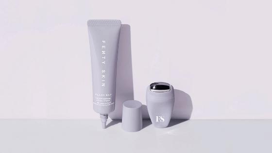 Flash Nap Instant Revival Eye Gel-Cream by Rihanna, Fenty skin, Sephora, skin care, beauty,