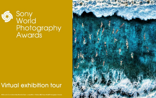Sony World Photography Awards, quattordicesima edizione Sony World Photography Awards, fotografia, mostra virtuale,