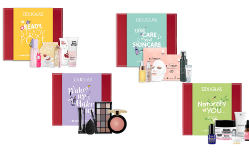 Kit douglas, bellezza, beauty, skincare, make up, profumeria,
