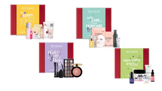 Kit douglas, bellezza, beauty, skincare, make up, profumeria,