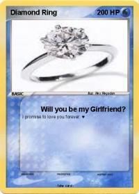 Pokmon Diamond Ring - Will you be my Girlfriend? - My ...