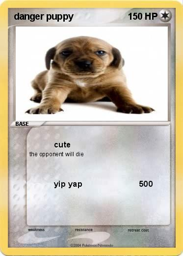 Pokemon danger puppy cute my pokemon card, i love lucy coloring pages