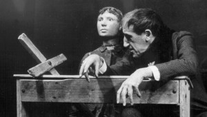 "Tadeusz Kantor directing ""The Dead Class"""