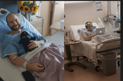 """""""Music has been my lifeline"""": when cancer hits"""
