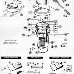 Hayward De Filter Parts Diagram Car Stereo Speaker Wiring Perflex Schematic Pro-grid ~ Elsavadorla
