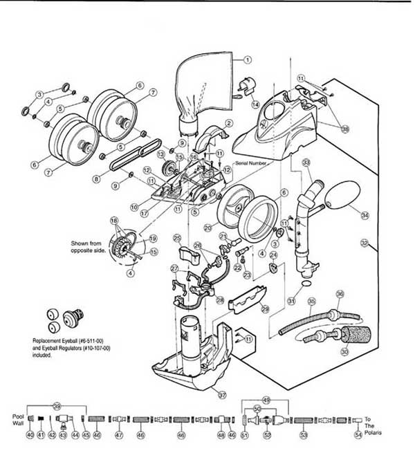 Polari Snowmobile Wiring Schematic
