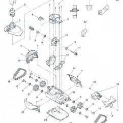 Baracuda Pool Cleaner Parts Diagram Purchasing Cycle Zodiac Mx6 List