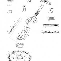 Baracuda Pool Cleaner Parts Diagram 3 Compartment Sink Plumbing Swimming Zodiac Pacer Before 2004 List