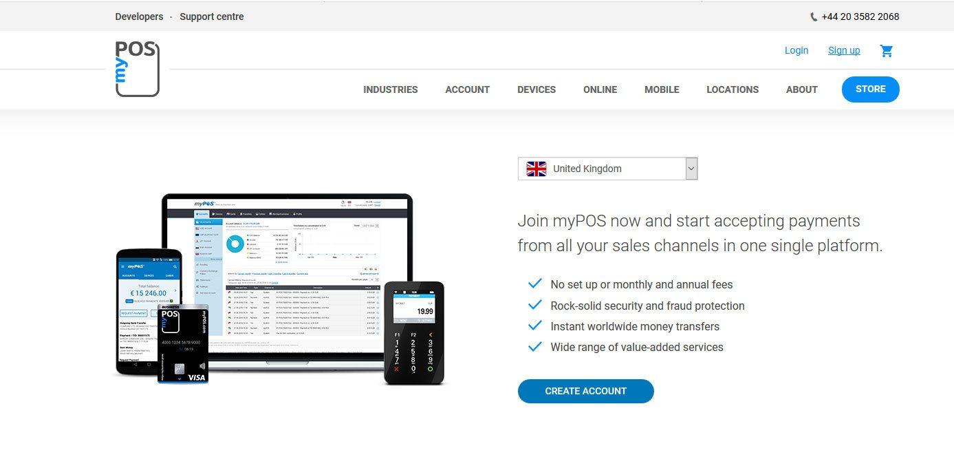myPOS Online Magento Extension Payment Gateway