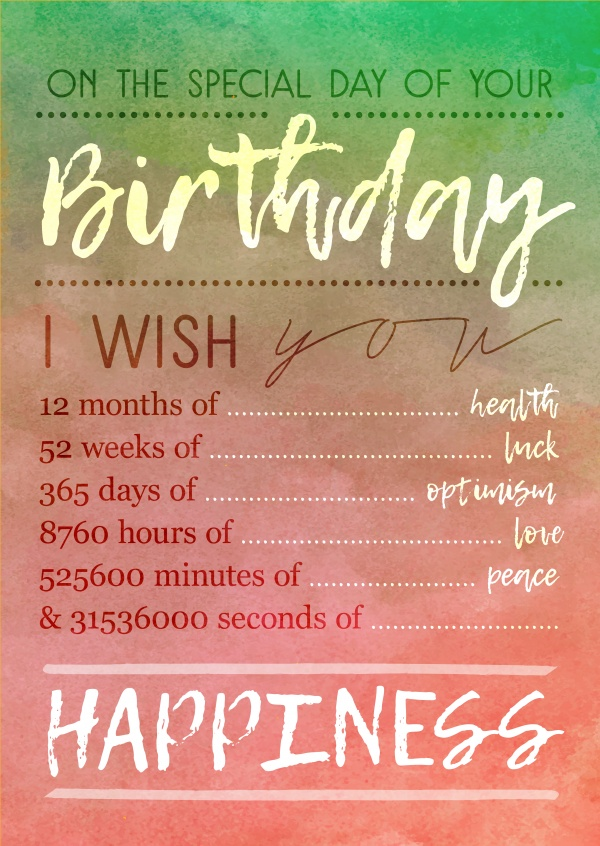 Send Out Happy Birthday Cards Online Printed Amp Mailed