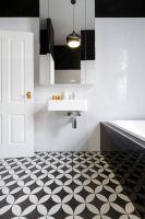 Badezimmer im Vintage Look