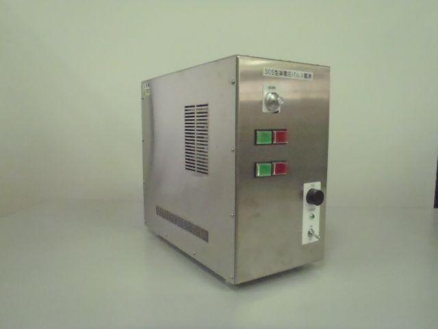 ストリーマ放電用高電圧パルス電源   パルスパワーの発生と制御に関する技術支援,実験品試作,共同研究 ...