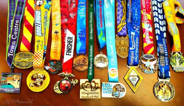 2015 Medal Monday - The Finale