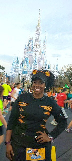 Art Runs Disney - Walt Disney World Marathon 2015