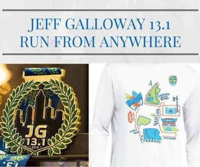 Jeff Galloway Tips 2