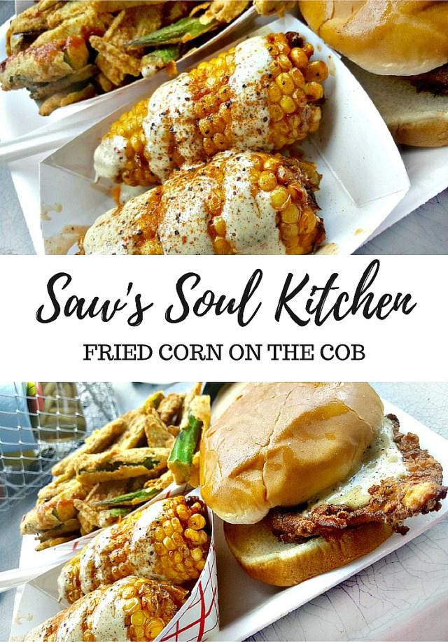 Saw S Soul Kitchen Menu