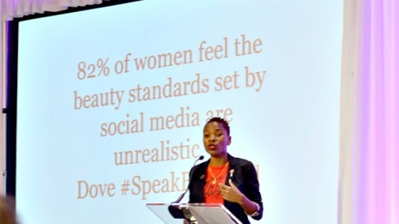 Dove Speak Beautiful Panel | Blogalicious 8 |   My Pretty Brown Fit