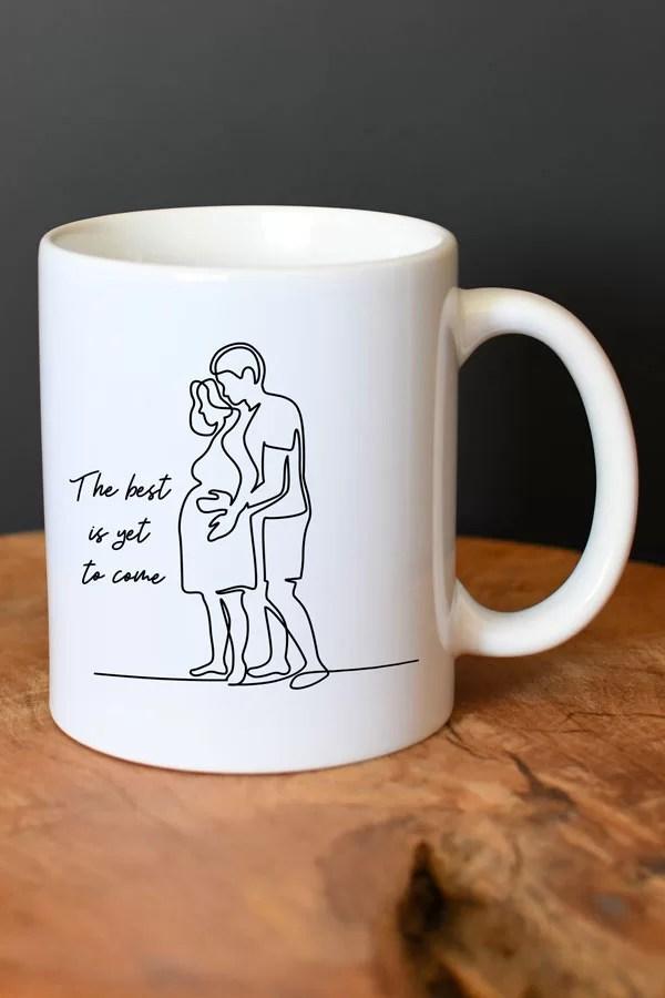 mug femme enceinte