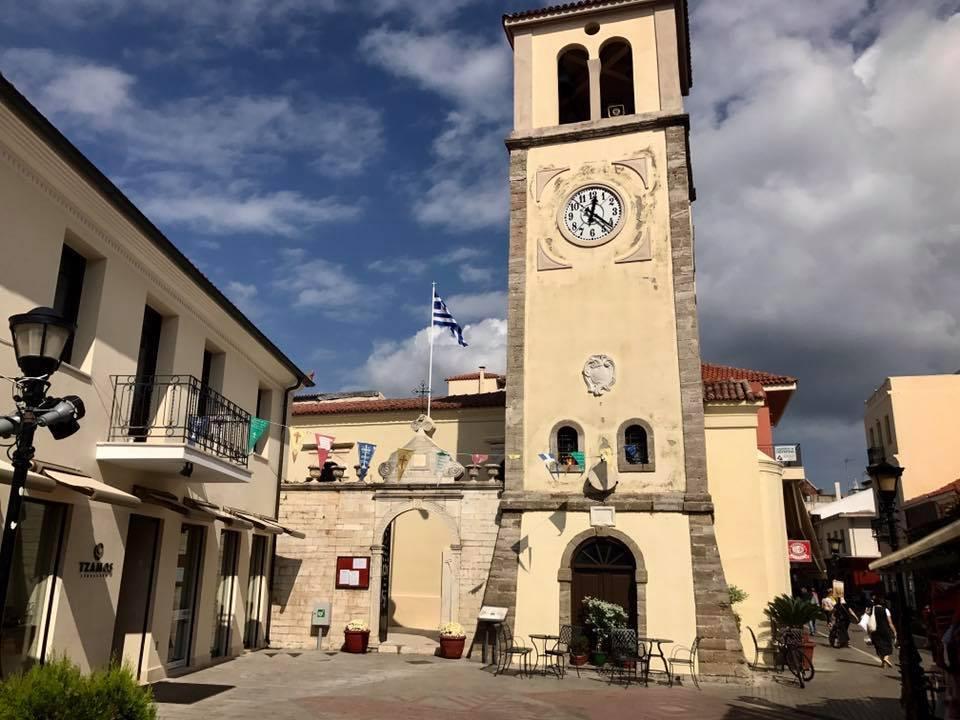 Πρέβεζα: Αντικείμενο μελέτης το ηλιακό ρολόι στον βενετσιάνικο πύργο του ρολογιού της Πρέβεζας και η κατασκευή του