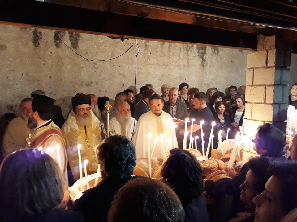 Πρέβεζα: Με λαμπρότητα ο εορτασμός του Αγίου Ιωσήφ στον Ωρωπό