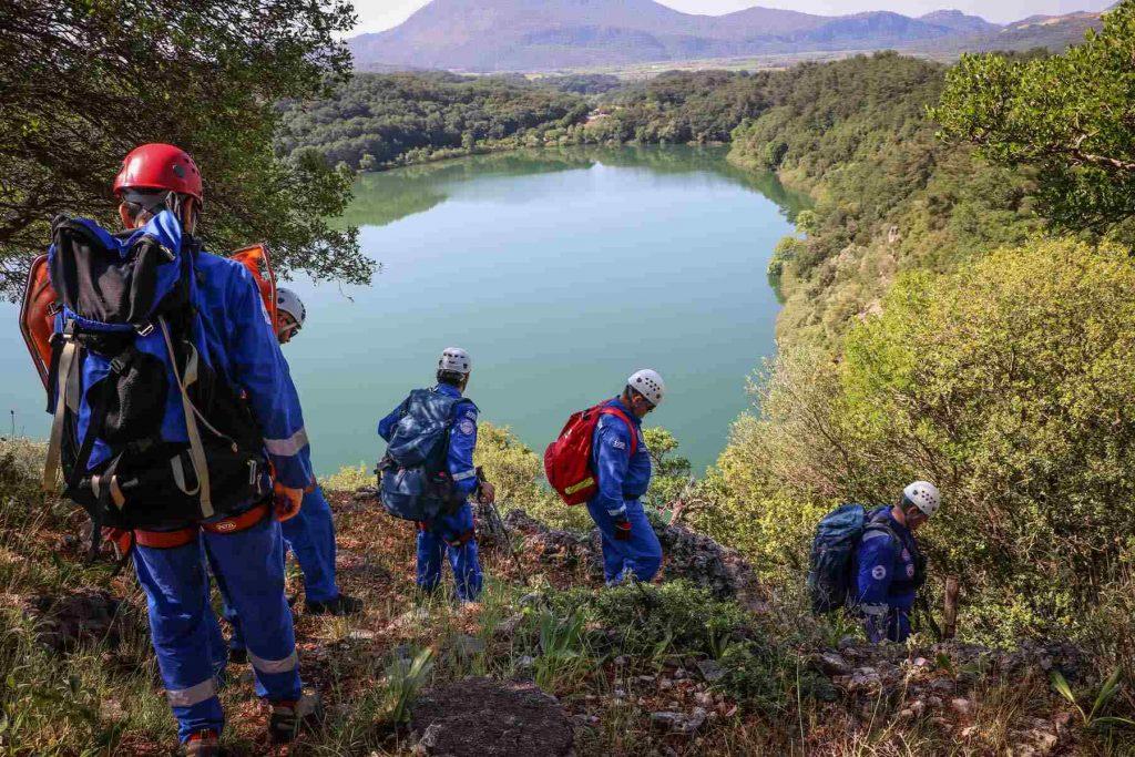Πρέβεζα: Με επιτυχία η διασωστική άσκηση «ΕΛΠΙΣ 2018» της Λέσχη Ελλήνων Καταδρομέων Ν. Πρέβεζας στη Λίμνη Ζηρού