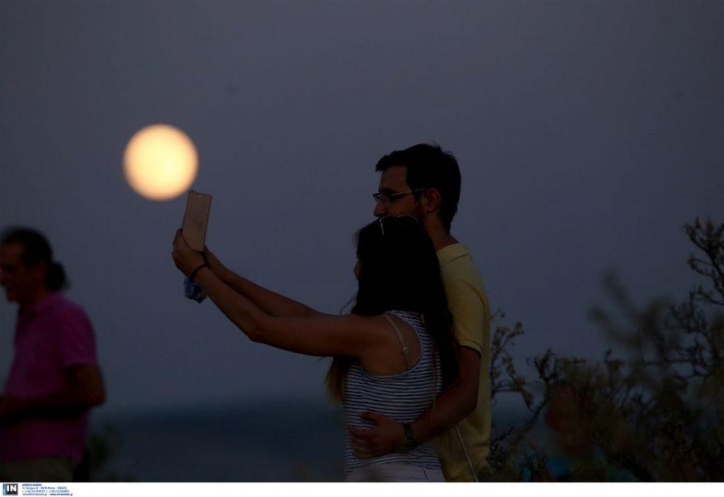 Πρέβεζα: Στη Κυανή Ακτή θα μπορούν οι Φίλοι της Αστρονομίας στην Πρέβεζα να δουν τη μεγαλύτερη έκλειψη σελήνης του 21ου αιώνα