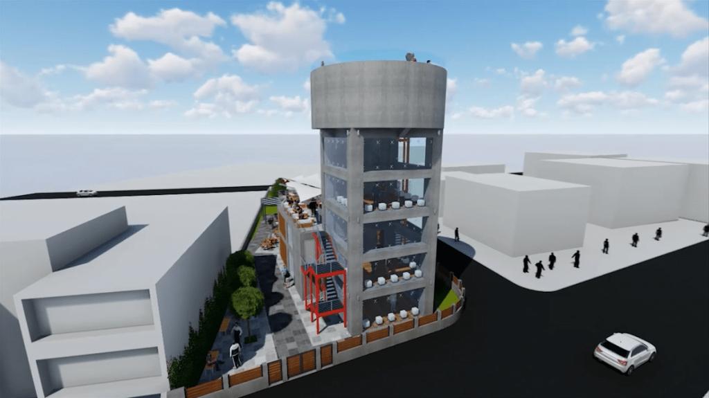 Πρέβεζα: Ο Υδατόπυργος της Πρέβεζας μπορεί να γίνει το νέο σημείο αναφοράς για την πόλη!