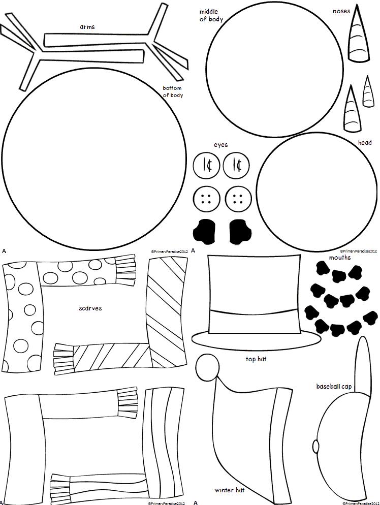 snowman glyph parts
