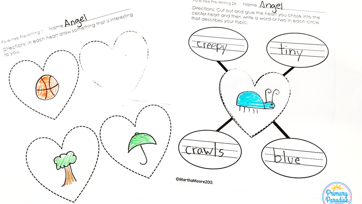 Writing instruction in lower elementary can be a