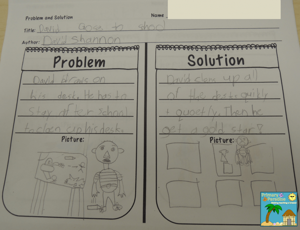hight resolution of What's Your Problem? Teaching Problem and Solution -