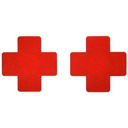 Cross Nipple Cover Pasties