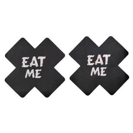 Eat Me Cross Pasties