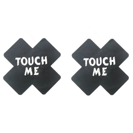Pasties TOUCH ME Black