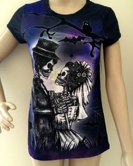 Dia De Los Muertos Skeleton T-Shirt