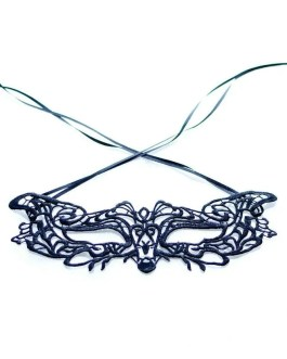 Lace Masquerade Mask 3 Styles & 2 Color Choices