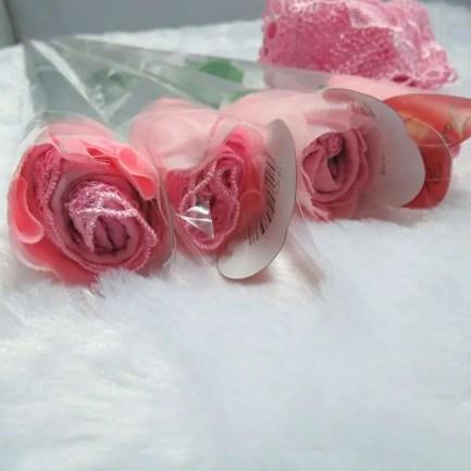 Long Stem Rose Panties
