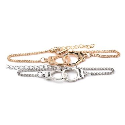 Handcuffs Bracelets Or Anklets